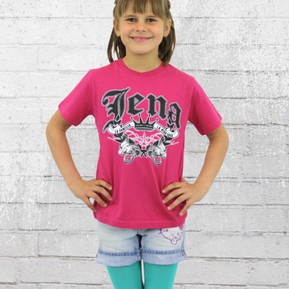 La Vida Loca Kinder T-Shirt Jena hot pink