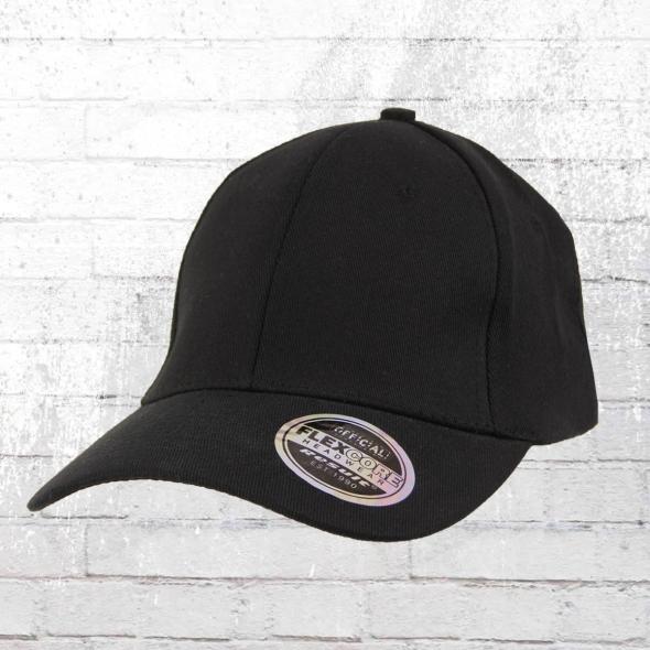 Result Flex Core Baseball Cap schwarz