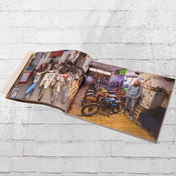 Simson Bildband Softcover