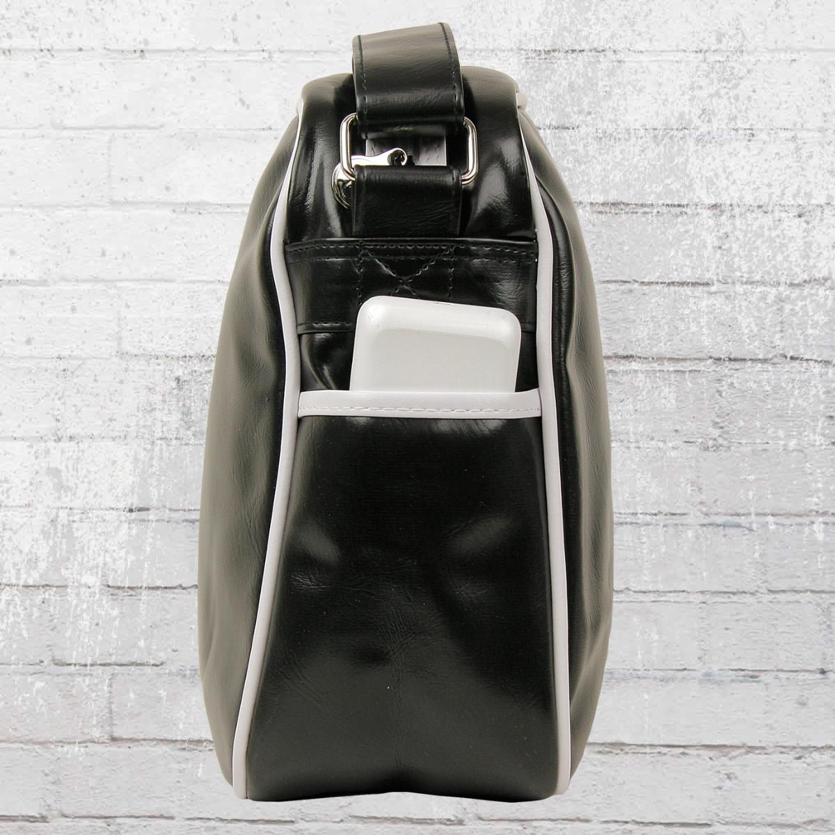 jetzt bestellen gola tasche redford retro bag schultertasche schwarz weiss krasse. Black Bedroom Furniture Sets. Home Design Ideas
