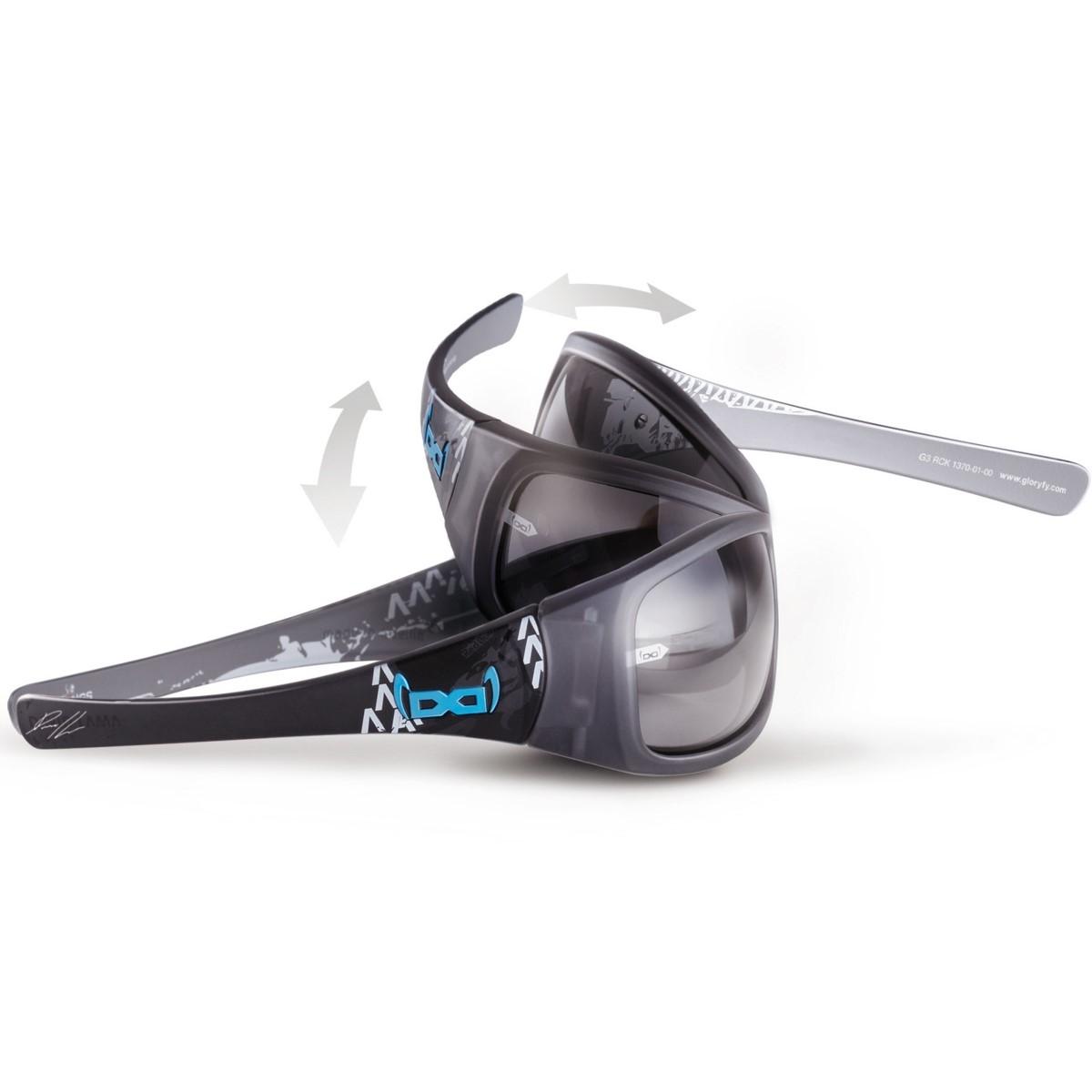 jetzt bestellen gloryfy sonnenbrille g3 magic mushroom air by roger sch li braun t rkis. Black Bedroom Furniture Sets. Home Design Ideas