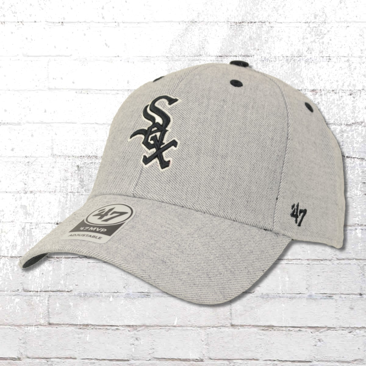 fbebf85f5 Order now | 47 Brands Chicago White Sox Hat Storm Cloud grey