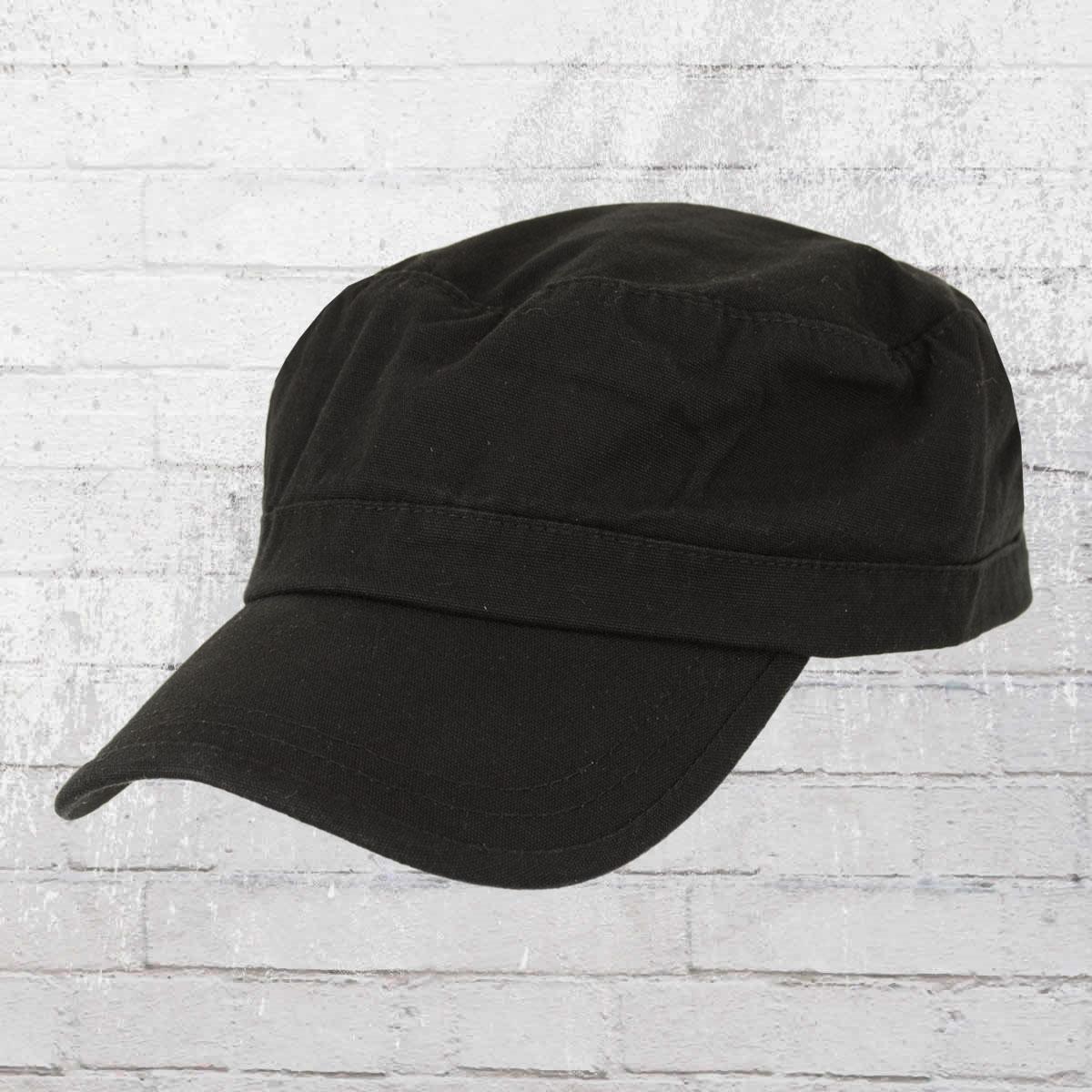 261560d54a Order now | Beechfield Bonnet Army Cap Top Gun Curved Military black