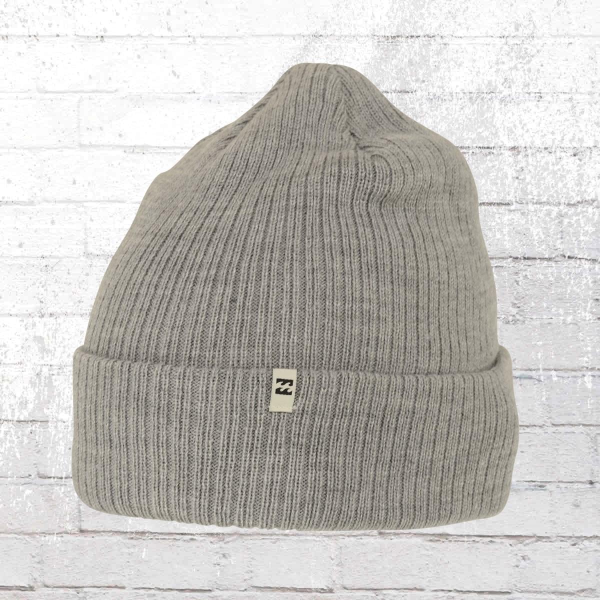 faab864cd14 Billabong Beanie Arcade Knit Hat grey marl. ›‹ «
