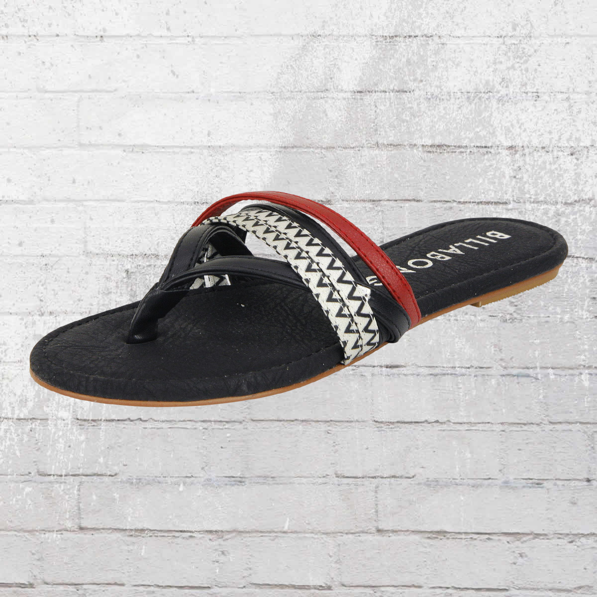 9f38daaa3186 Order now   Billabong Women Benito Thongs black