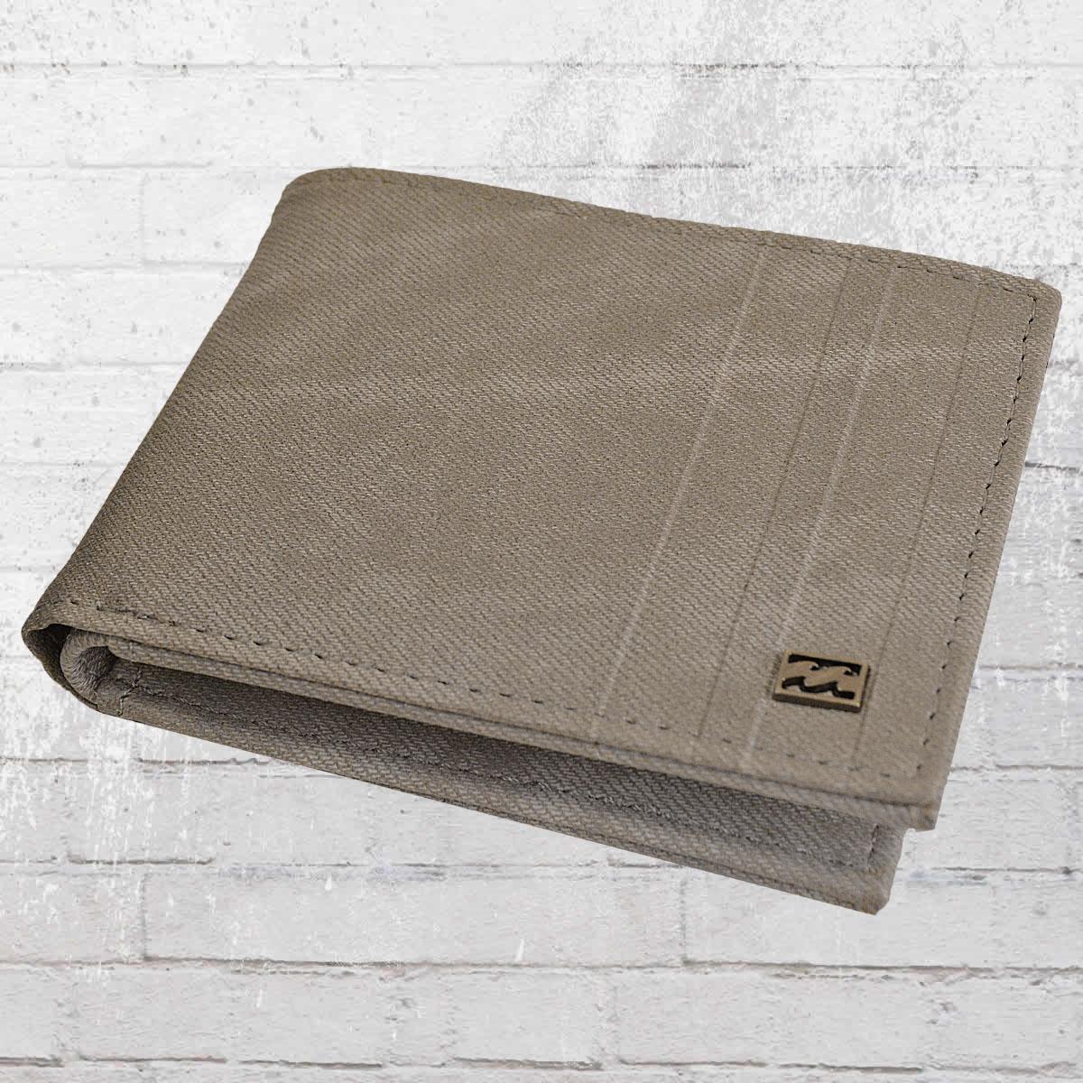 63e86c54952cd Billabong Geldbörse Backwash Wallet grau. ›‹ «