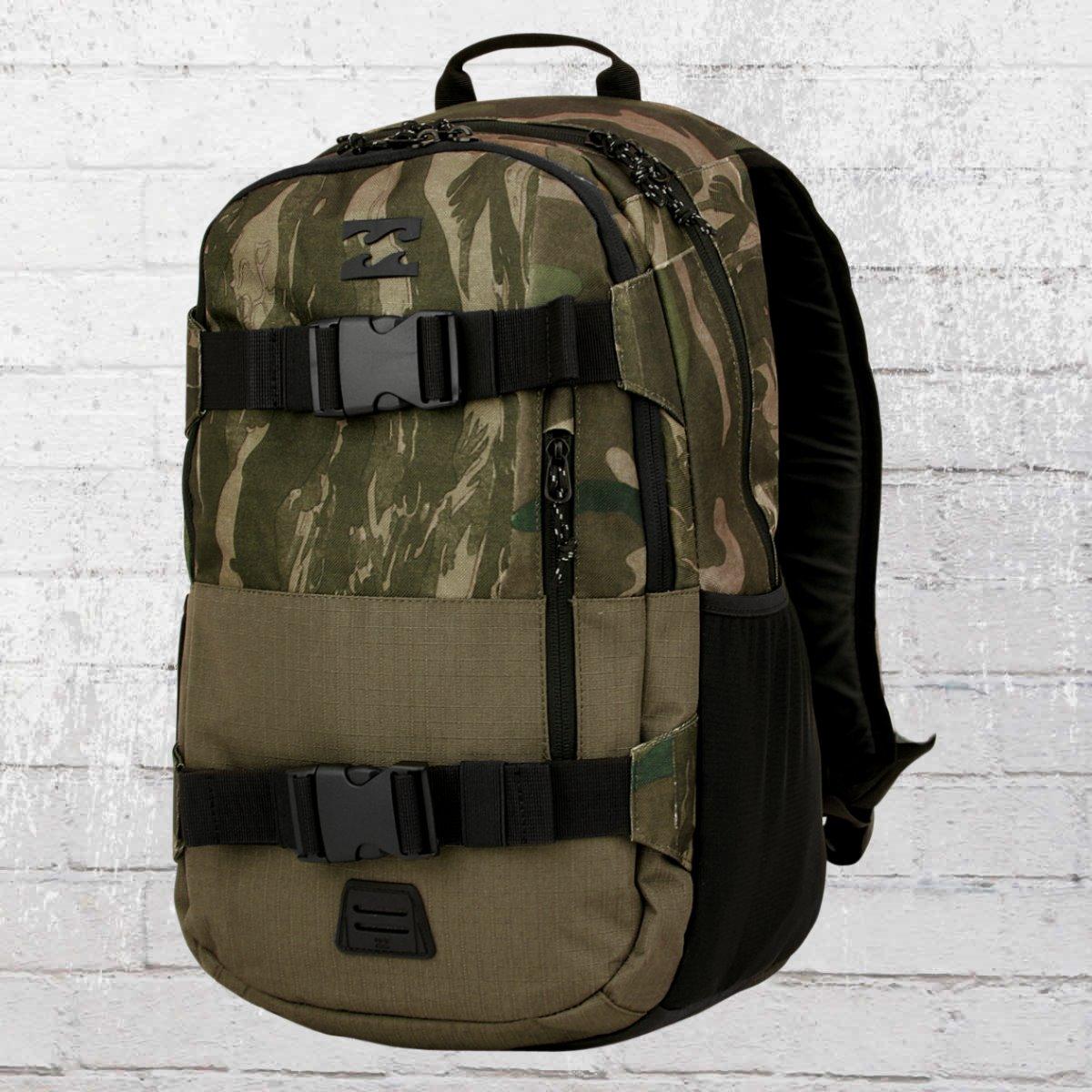 dc85fbfc37076 Billabong Laptop Rucksack Command Skate Pack camouflage. ›‹ «