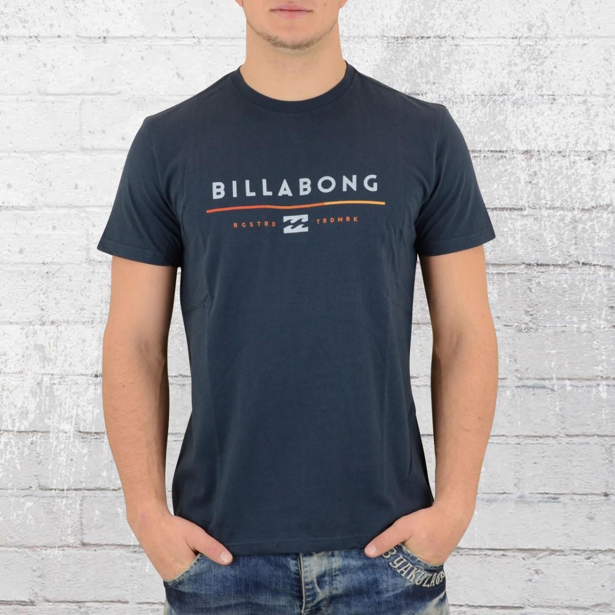 04f31b58 Order now | Billabong Mens Core Fit T-Shirt Tri Unity blue