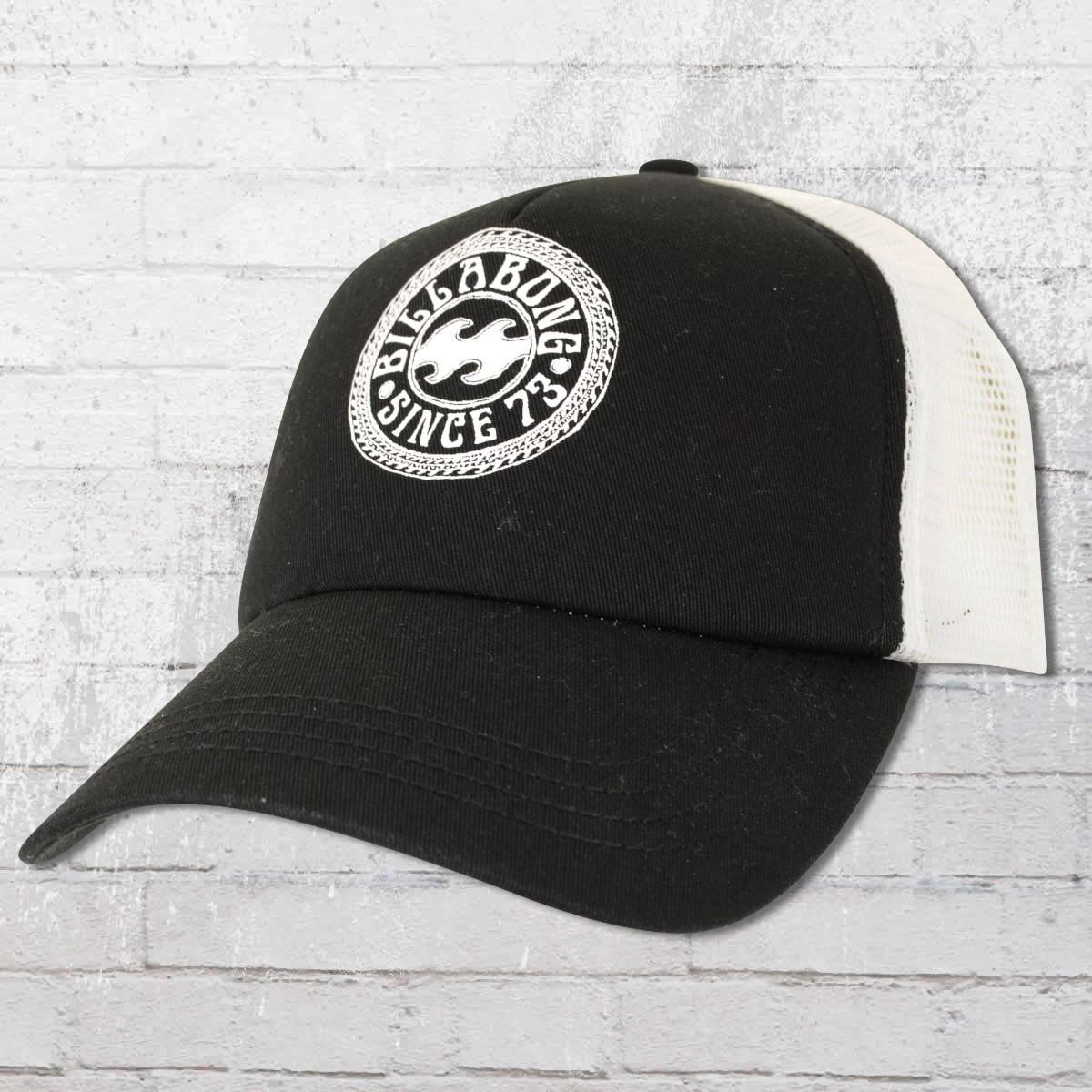 fae4279334a79c ... shopping billabong cap mesh trucker hat black white. u203au2039 959ff  28fc7