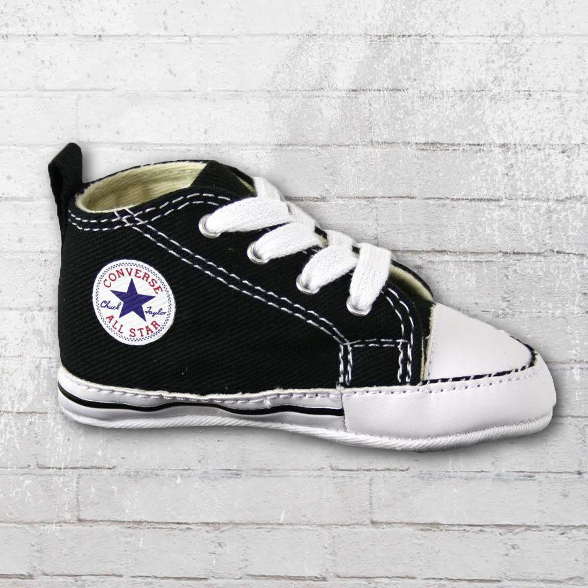 Jetzt bestellen | Converse Baby Schuhe First Star schwarz
