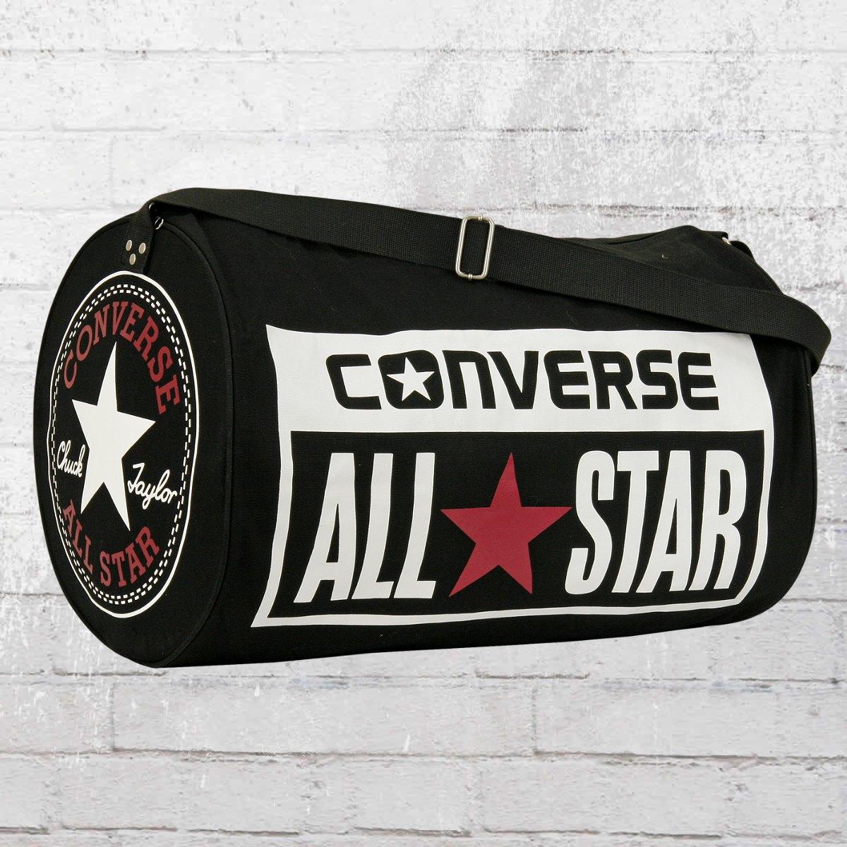 Converse Legacy Duffel Sports Bag black a7ac44ab81cb6