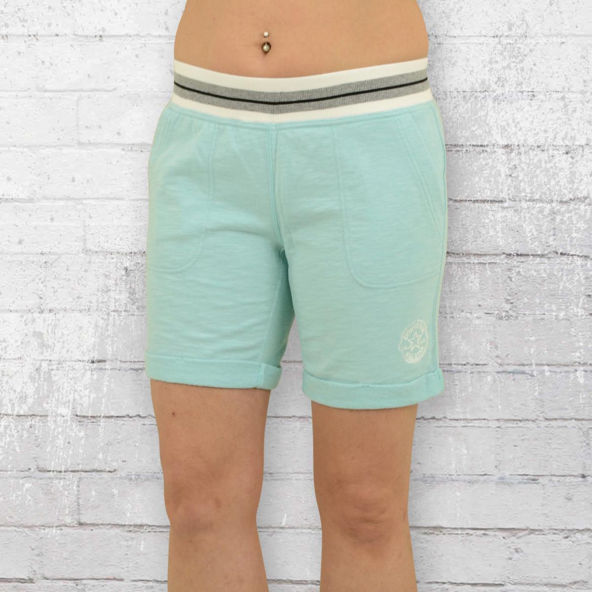 converse blue shorts