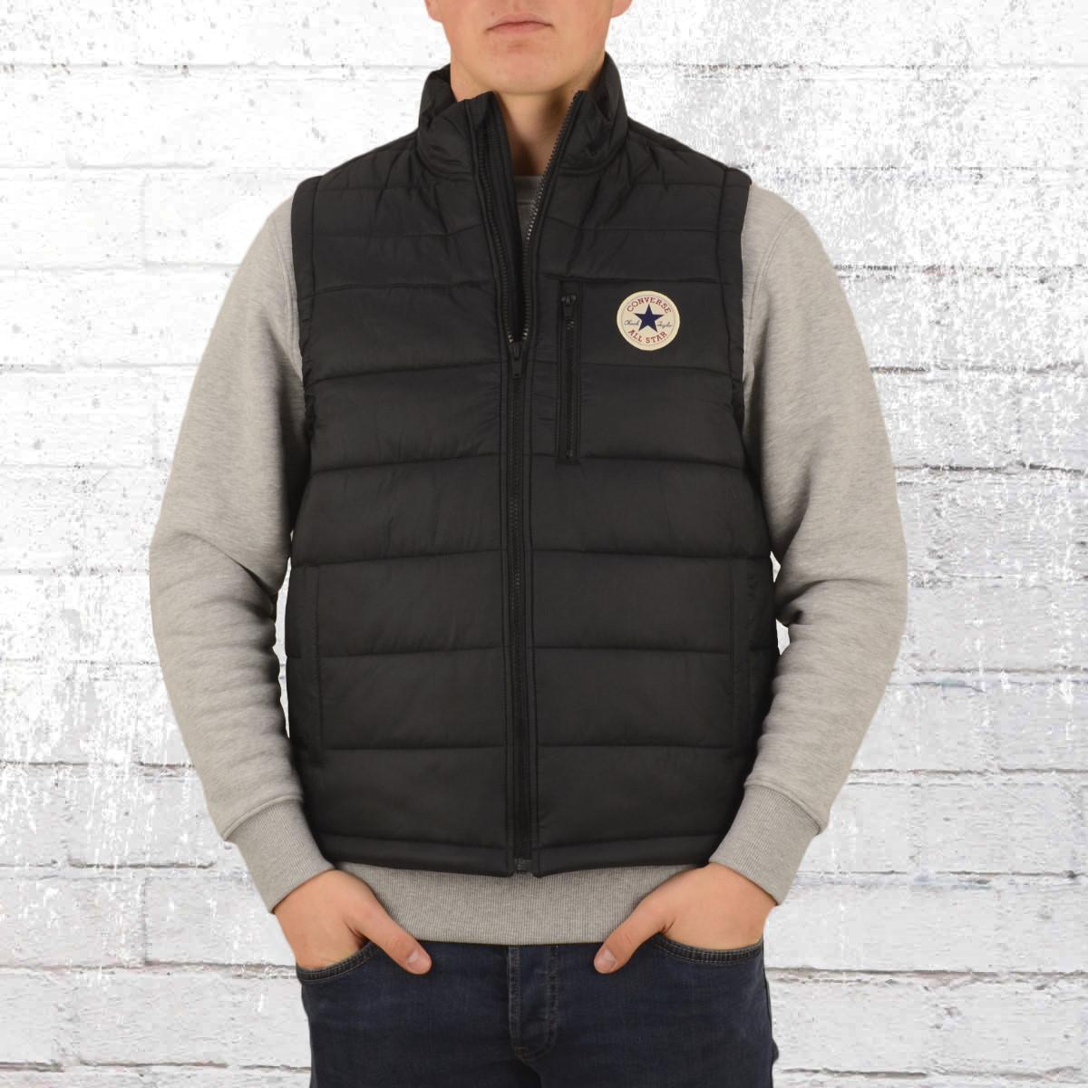 7282ceb213e28 Converse Male Core Poly Vest black. ›‹ «