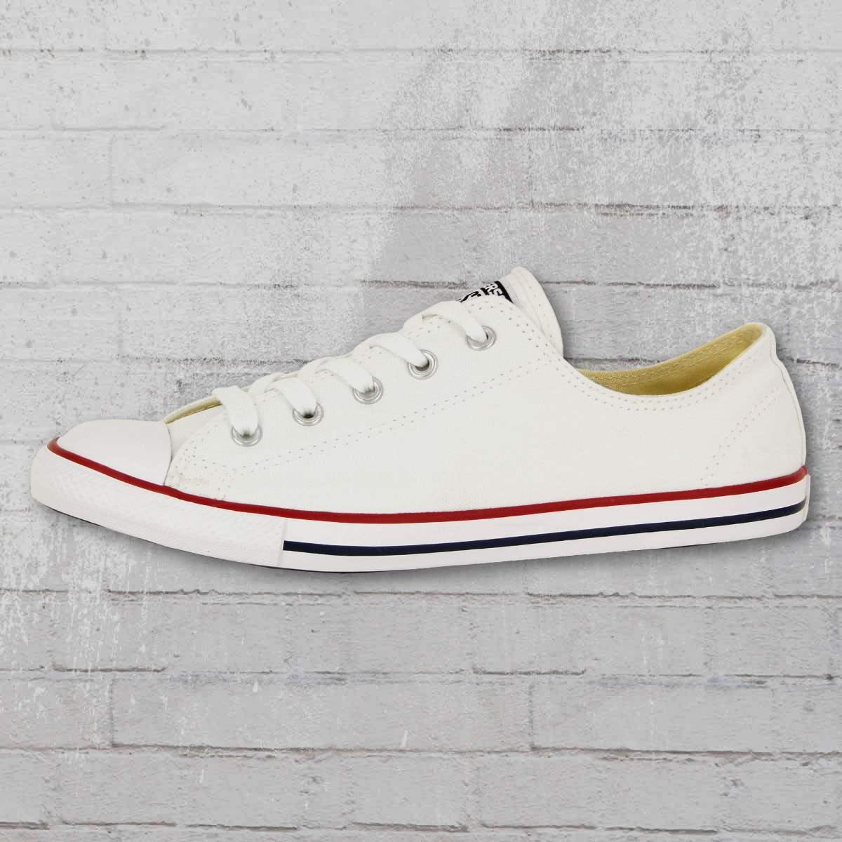 b5f58ecfb715 Converse Low Chucks Ladies Shoes CT Dainty OX white