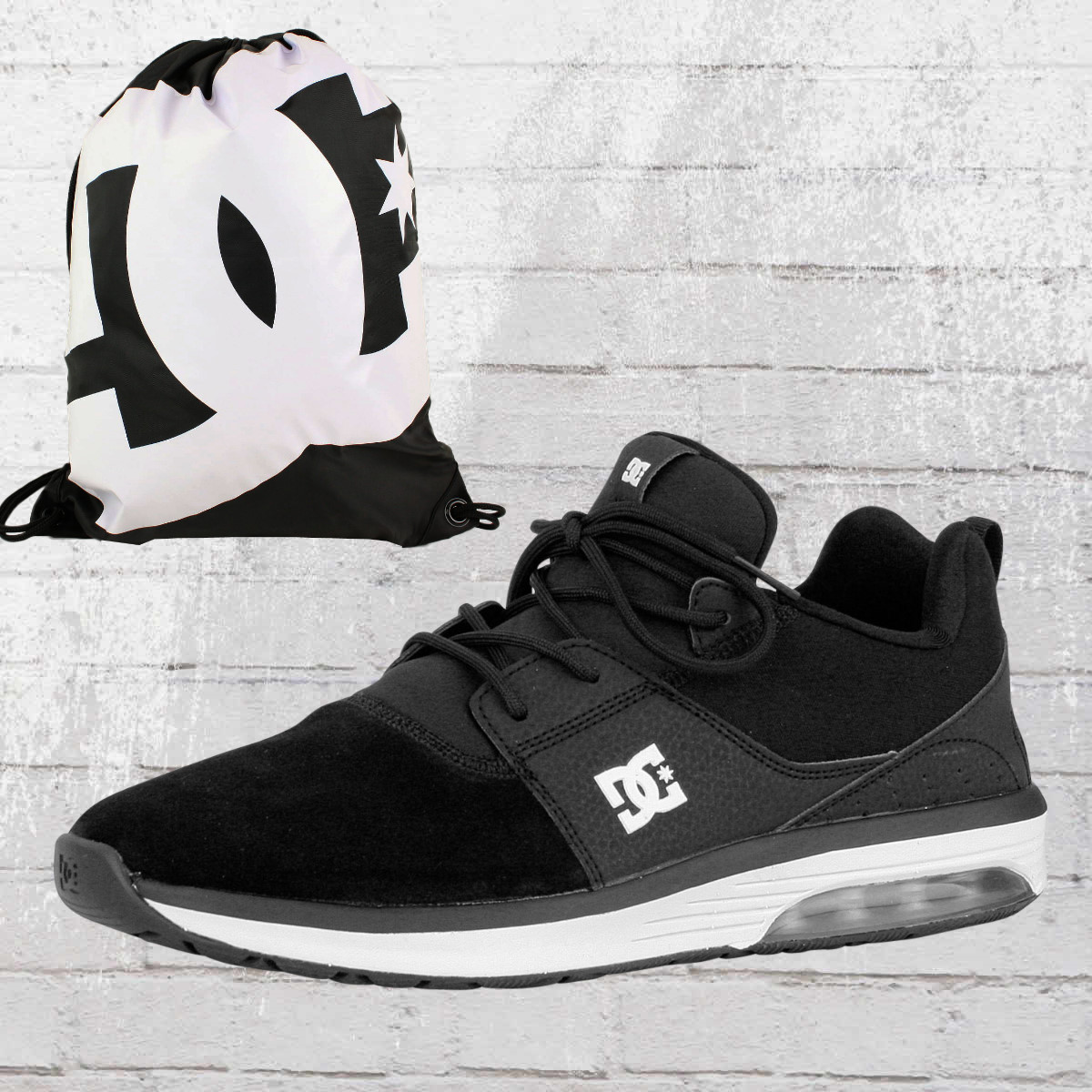 DC Shoes Sneaker Heathrow IA black. ›‹ « a62a60c540