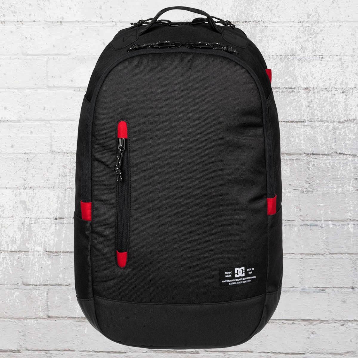 c3a374e3a0 Order now   DC Shoes Rucksack Trekker Laptop Backpack black