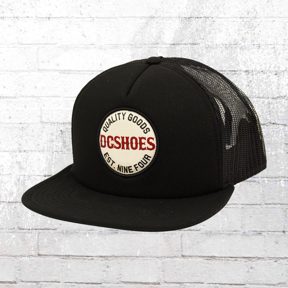 DC Shoes Snapback Trucker Hat Toolshead Cap black. ›‹ « 01ffddc0597b