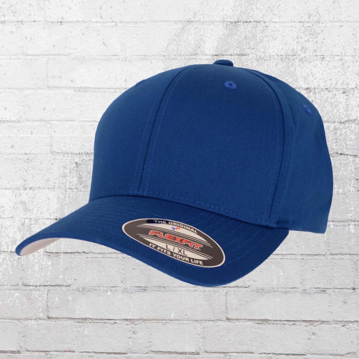 dbcb8fa05b2e6 Flexfit Blanko Cap royal blue. ›‹ «