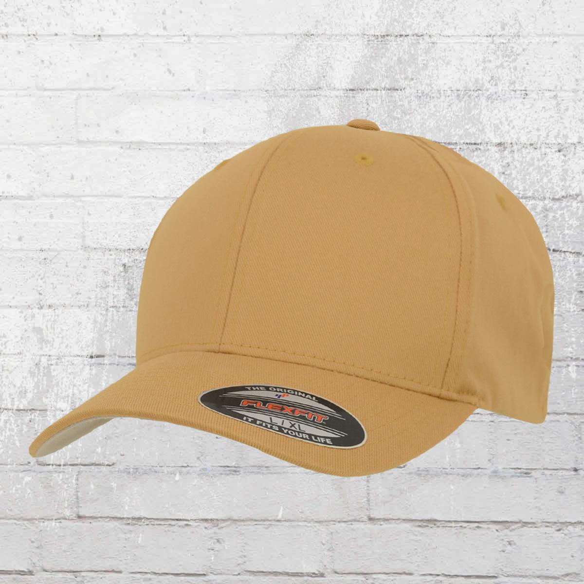 d8d4f94f96 Flexfit Hat Wooly Combed Blanko Cap beige. ›‹ «