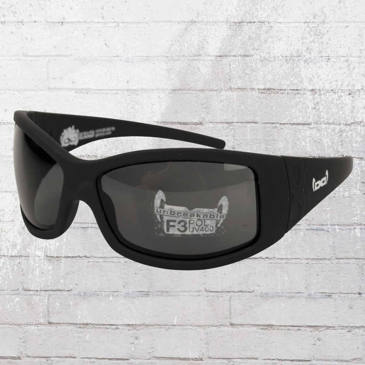 35a903bd4af Gloryfy Unbreakable Sun Glasses G2 Pure Black Polarized. ›‹ «