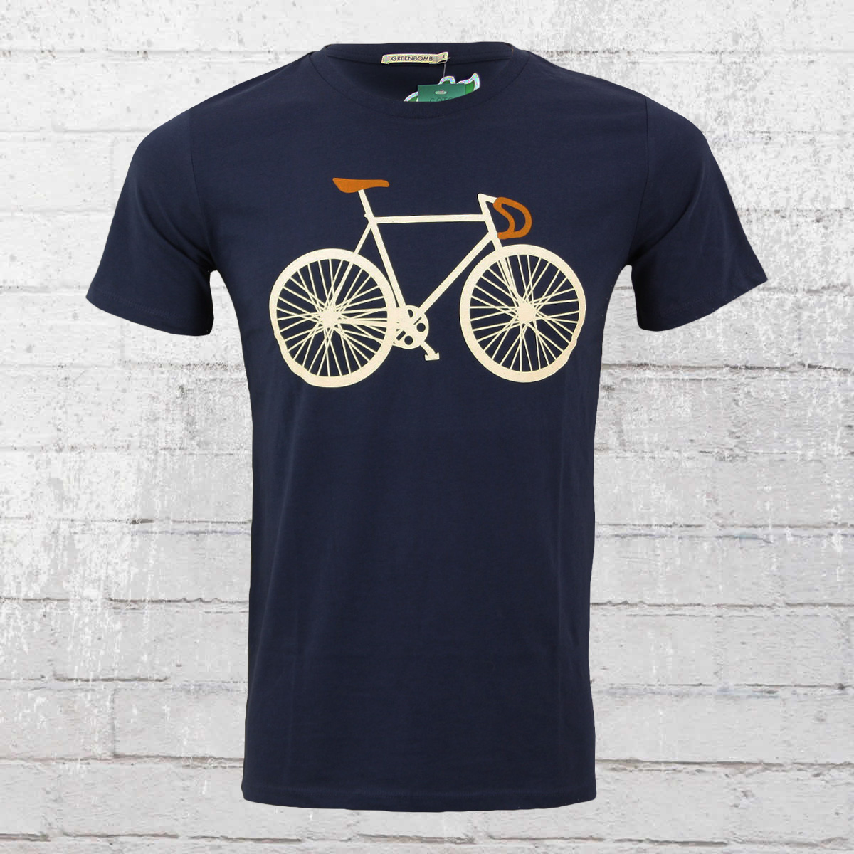 694340cb7 Pig on a bicycle apparel t-shirt - Ecosia
