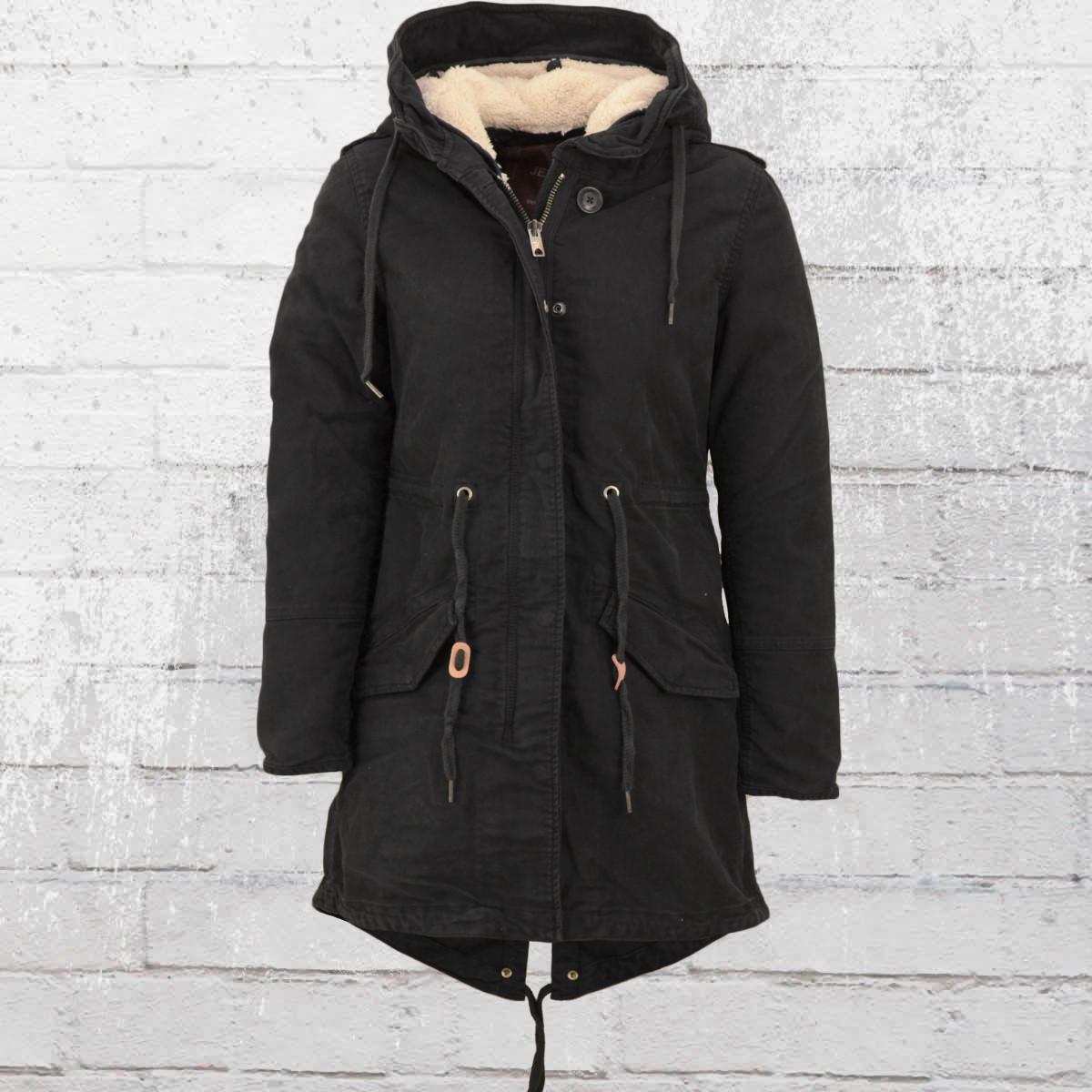 huge discount d3093 28799 Order now | JetLag Womens Parka Jacket FW 120 black