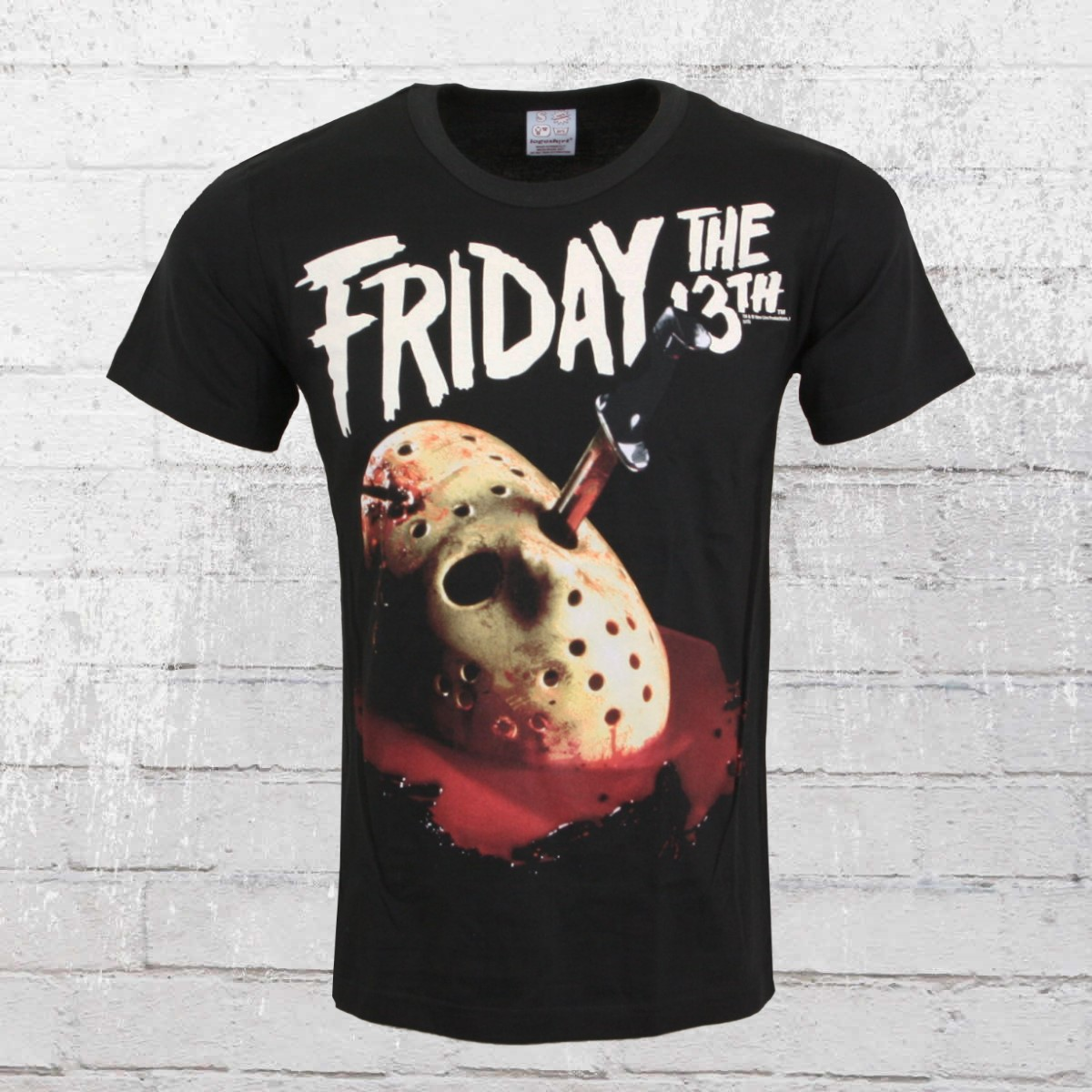 Order now   Logoshirt Male T-Shirt Friday the 13th black 1c0b03b1cf