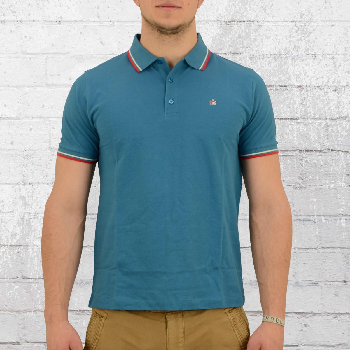 newest e681d 874ae Jetzt bestellen | Merc London Männer Polo Shirt Card vintage ...