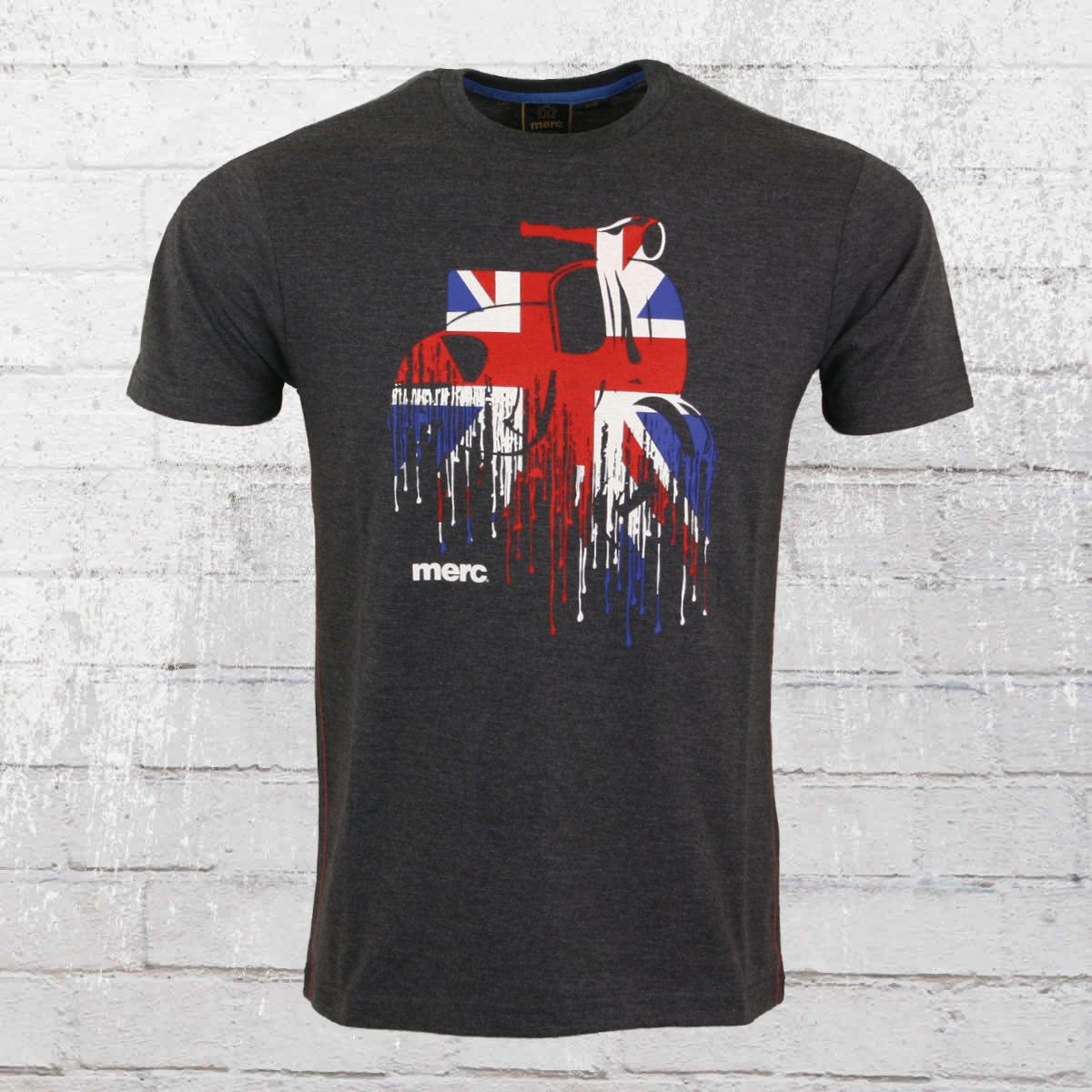 jetzt bestellen merc london t shirt herren oliver. Black Bedroom Furniture Sets. Home Design Ideas