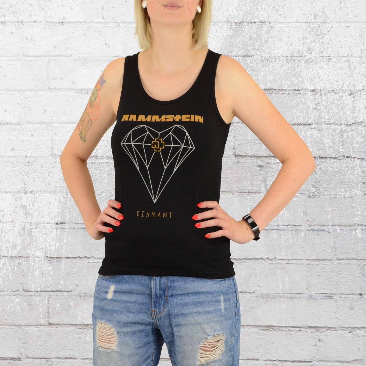 Rammstein Ladies Diamant Tanktop
