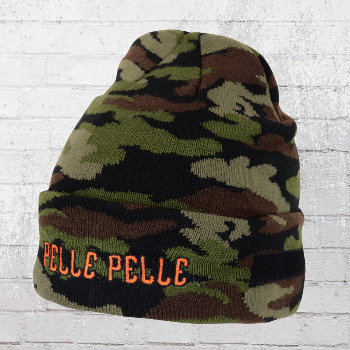 Order now   Pelle Pelle Knit Hat Guerilla Beanie woodland