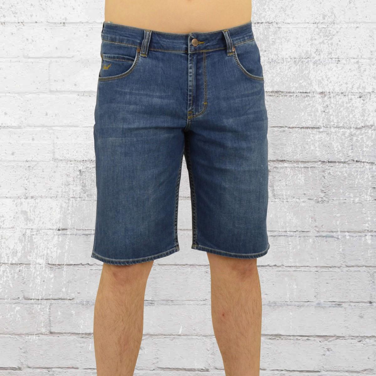 jetzt bestellen reell herren jeans short rafter 2 stretch mittelblau krasse. Black Bedroom Furniture Sets. Home Design Ideas