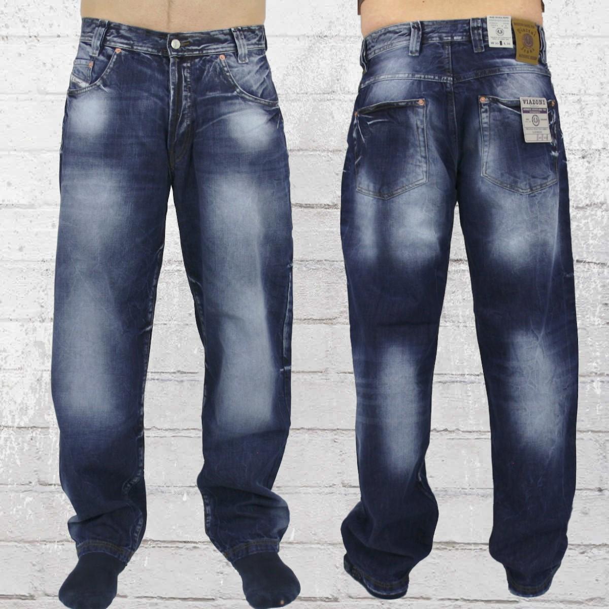 jetzt bestellen viazoni jeans hose herren raul karotte dark denim krasse. Black Bedroom Furniture Sets. Home Design Ideas