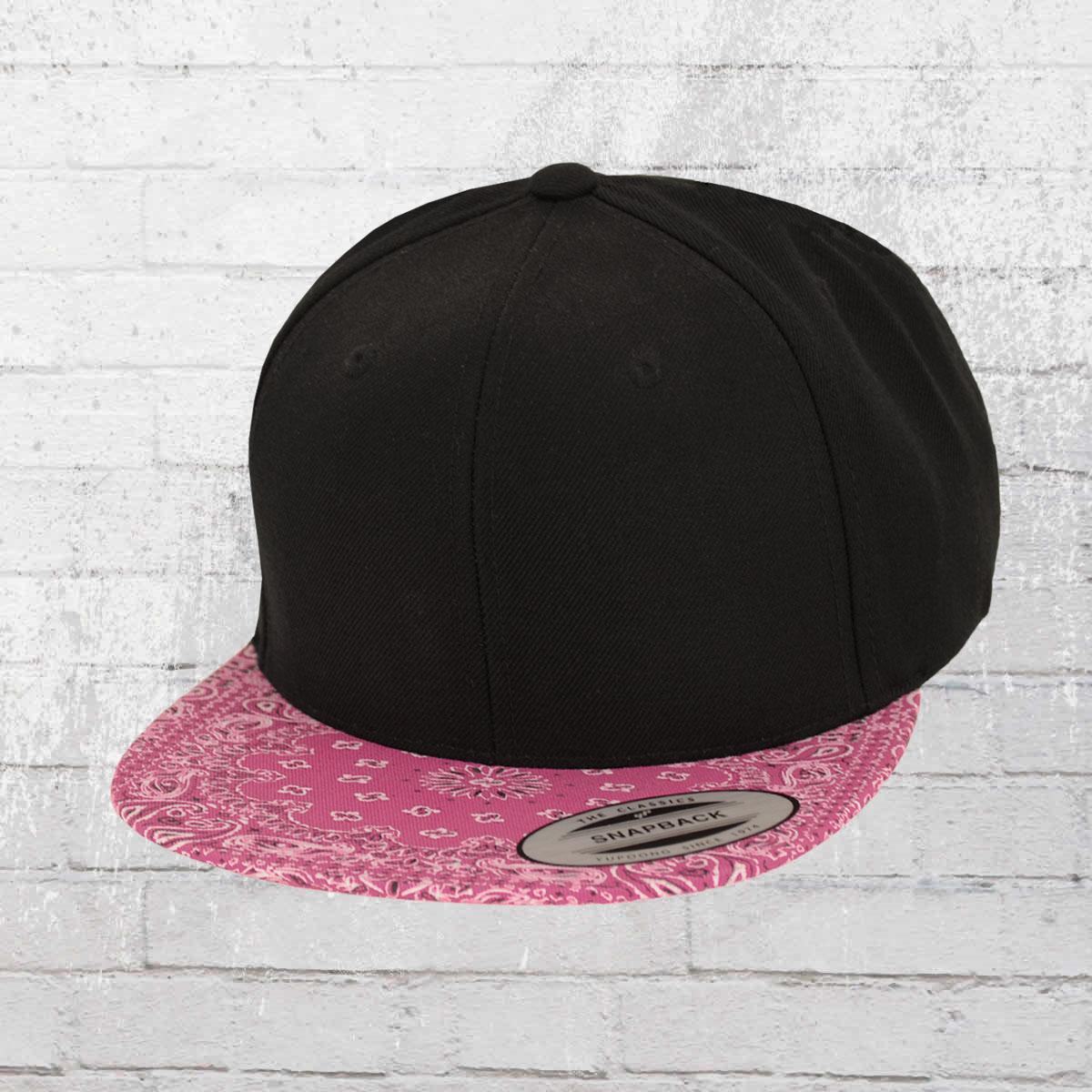Order Now Yupoong By Flexfit Cap Bandana Snapback Hat