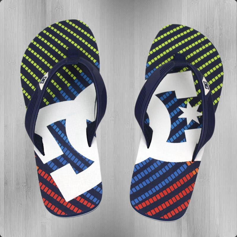 4d20b91ef610 Jetzt bestellen   DC Shoes Zehentrenner Snap Graffik Herren Sandalen ...