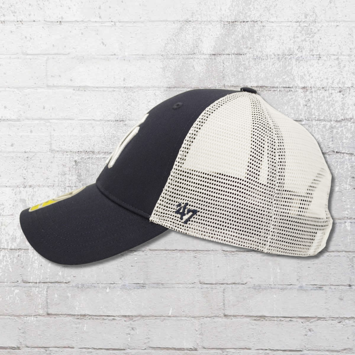 Order now   47 Brand Kids Hat New York Yankees MLB Trucker Cap navy ... f5cdaaa370