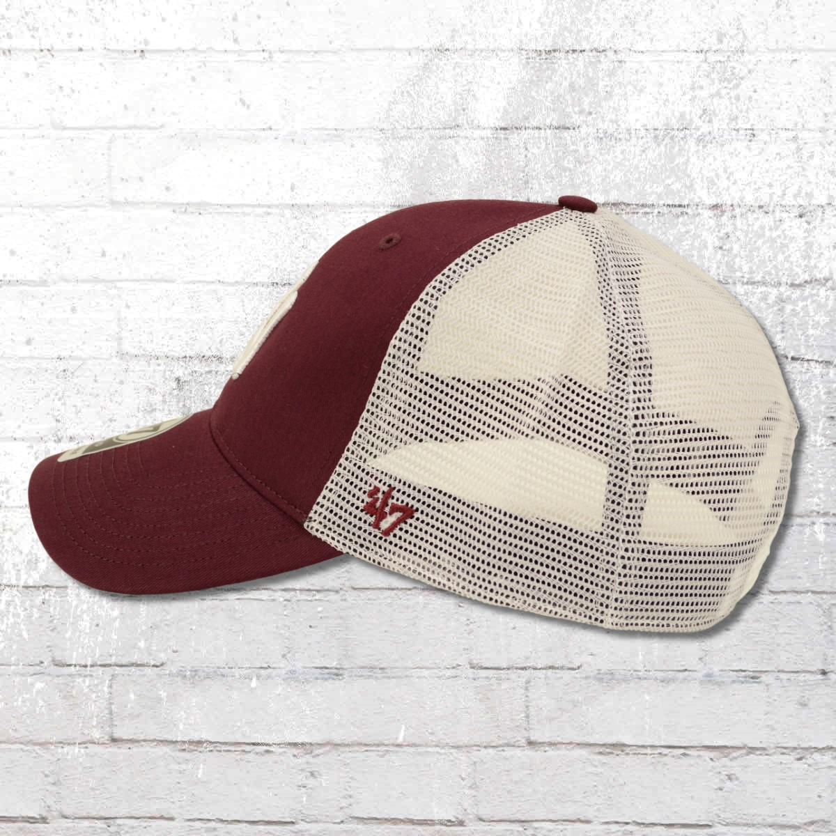 67e02c4bfc87 Have you seen  47 Brands Clean Up Baseball League Cap NY Yankees ...