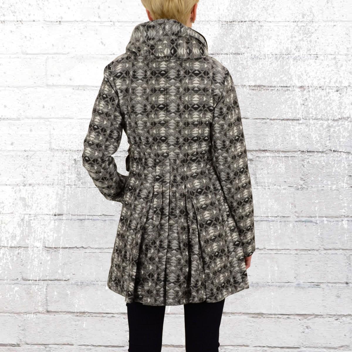buy online b1b52 06581 Jetzt bestellen   Ato Berlin Damen Kurz Mantel Bea schwarz ...