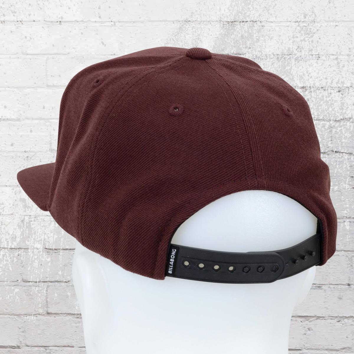 Order now | Billabong Hat Primary Cap Snapback wine