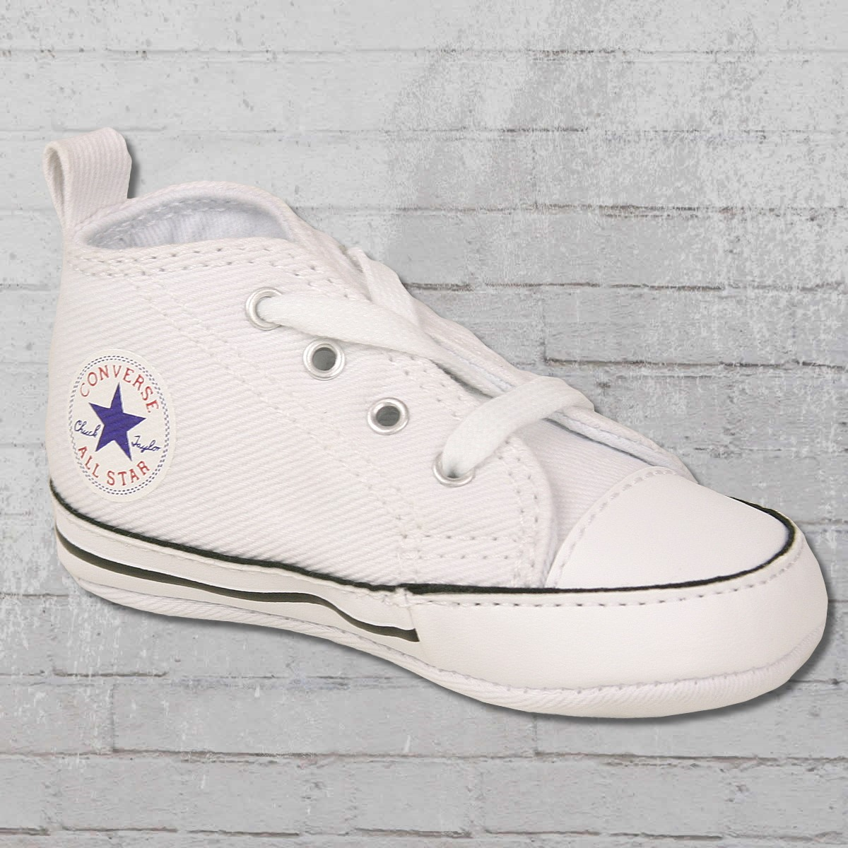 Order Now Converse Baby Shoes First Star Baby Chucks White