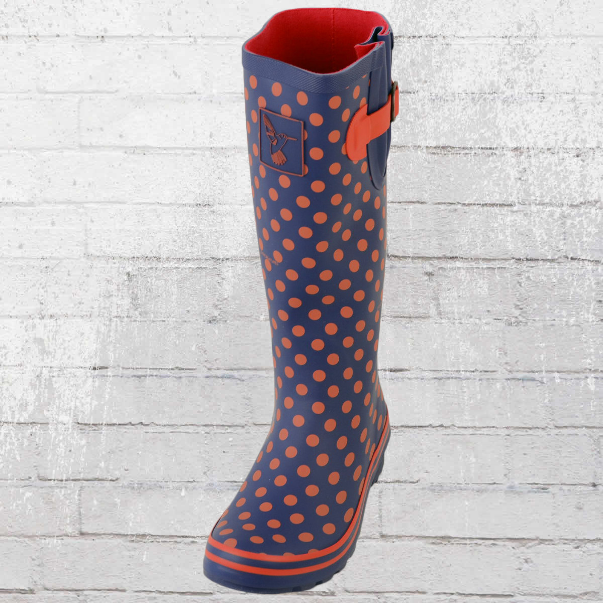 order now evercreatures multisun dots wellington boots. Black Bedroom Furniture Sets. Home Design Ideas