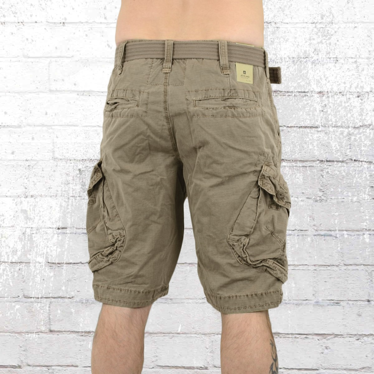 7b1cee01f1b495 Have you seen? Jet Lag Cargo Mens Short Take Off 3 black