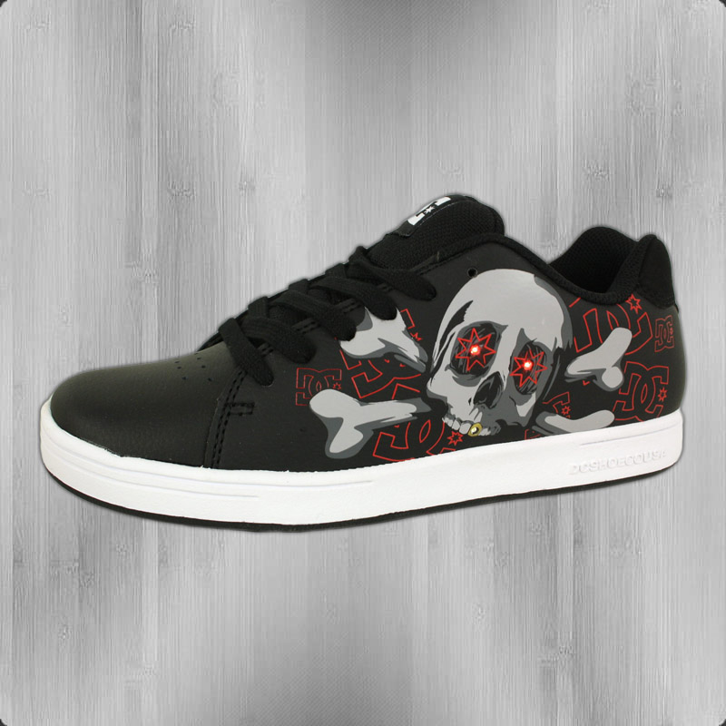 Dc Shoes Phos White