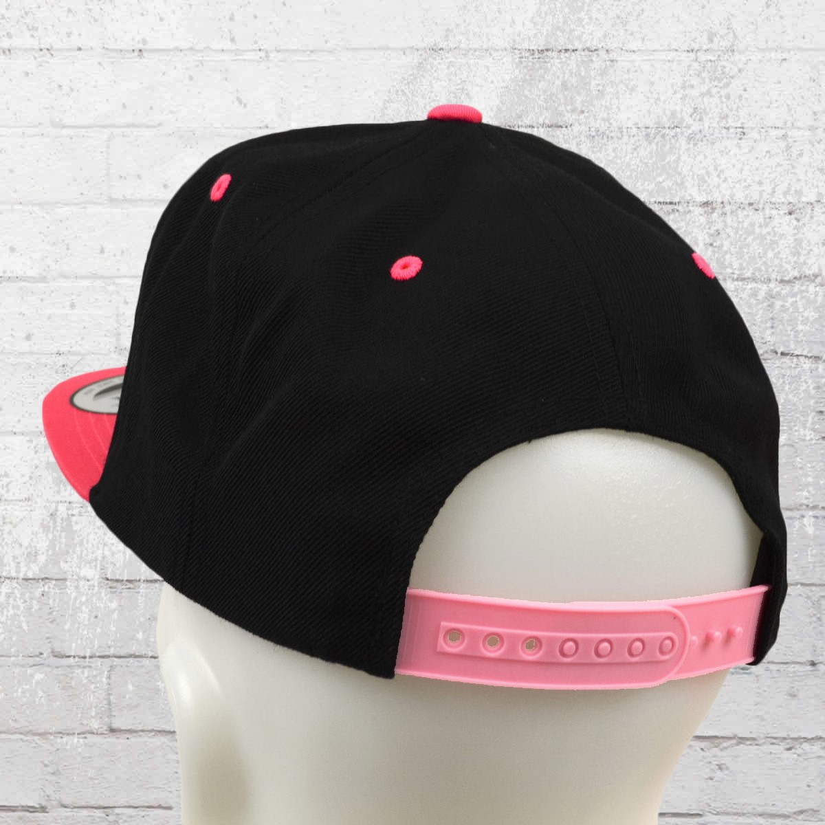 Jetzt bestellen   Yupoong by Flexfit Cap Classic Snapback 2-Tone ...