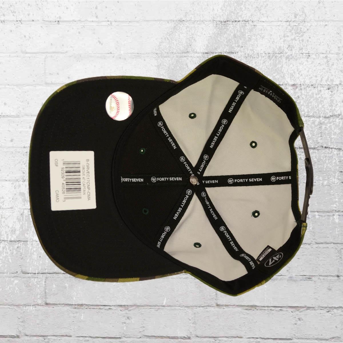 f0d110c43a9 NY Yankees 47 Brand Captain MLB Red Snapback Cap Hüte   Mützen  Herren-Accessoires