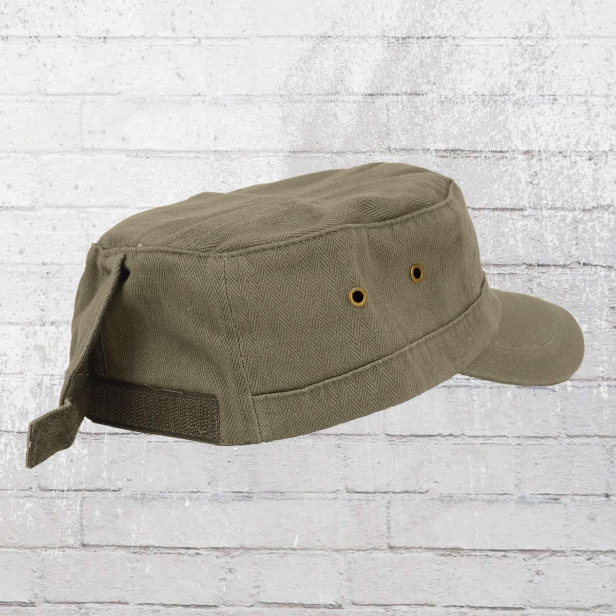05d8ae7cc3 Order now | Beechfield Bonnet Urban Army Cap green