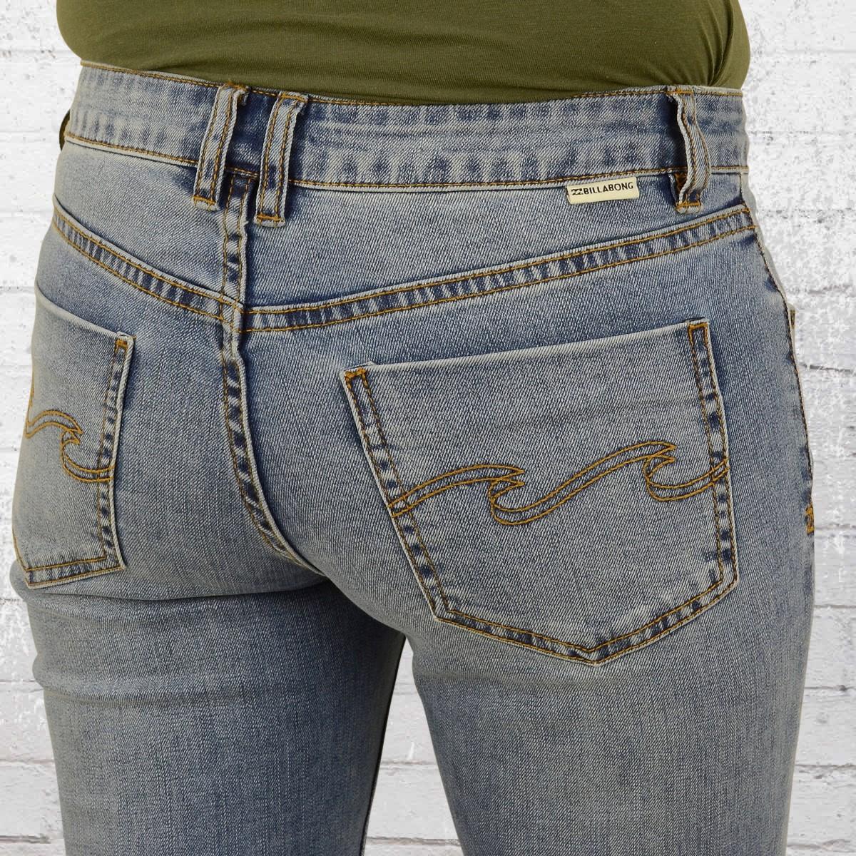 Jetzt bestellen | Billabong Damen Skinny Jeans Hose Tender