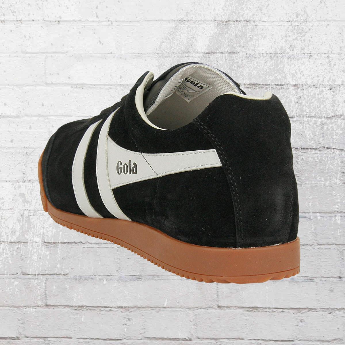 8394e8cb60a3 Jetzt bestellen   Gola Herren Schuhe Harrier Suede Retro Sneaker ...