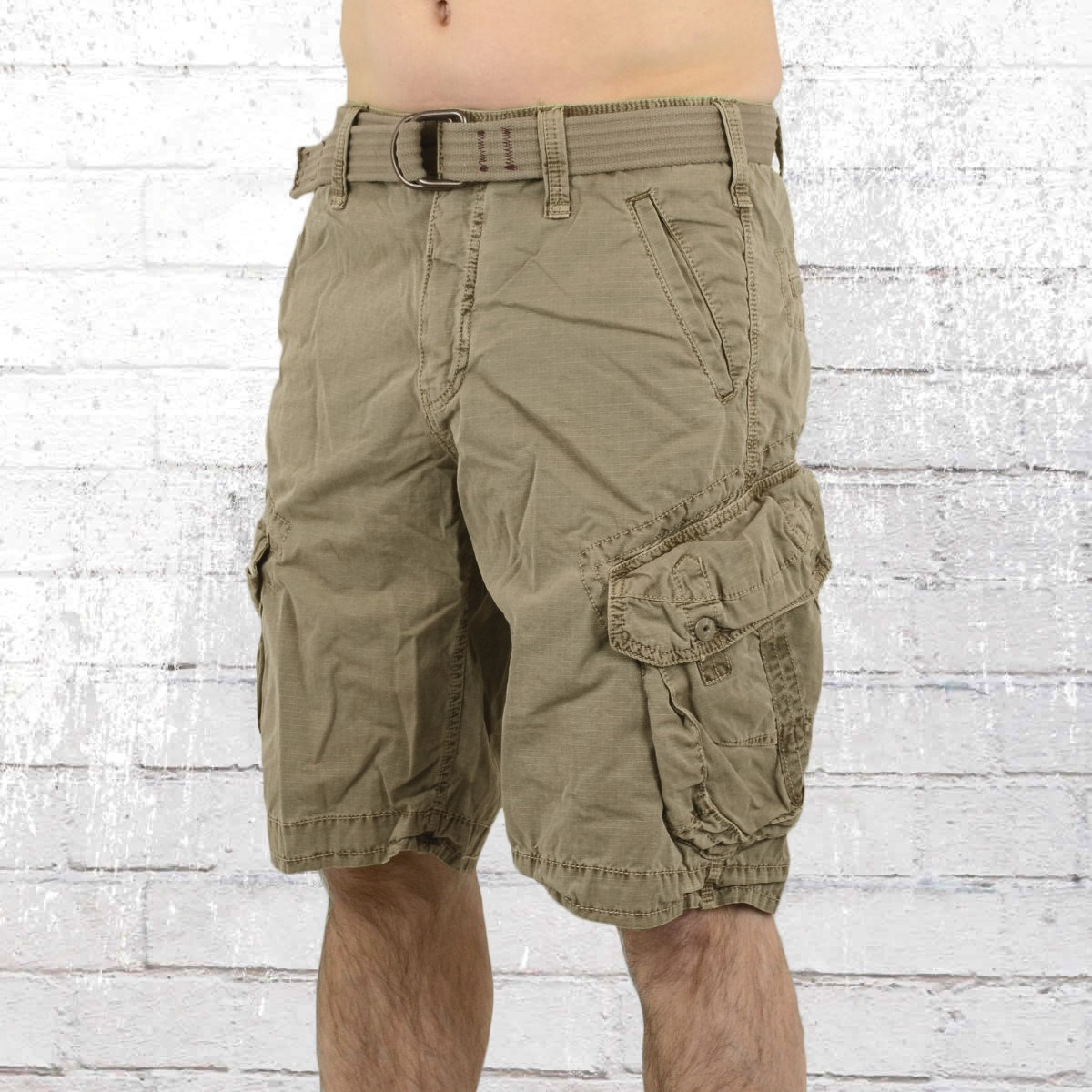 jetzt bestellen jet lag cargo shorts herren take off 3 khaki krasse. Black Bedroom Furniture Sets. Home Design Ideas
