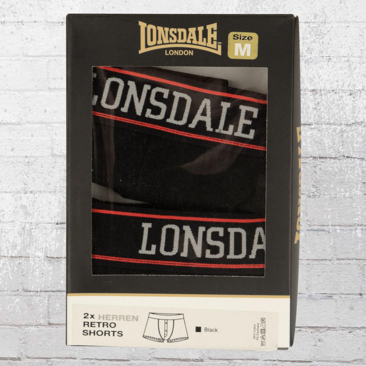 Lonsdale Set 2 Boxer Oakworth